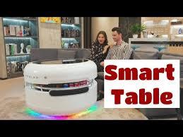 smart coffee table you