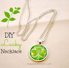 glass pendant necklace tutorial