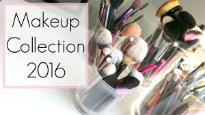 my huge makeup collection 2016