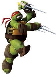 Wallhogs Teenage Mutant Ninja Turtles Raphael Wall Decal Wayfair