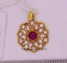 handmade vintage designer jadau pearls