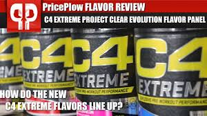 cellucor c4 extreme 2019 flavor review
