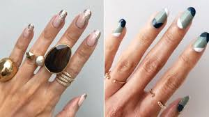 easy nail art ideas from allure editor