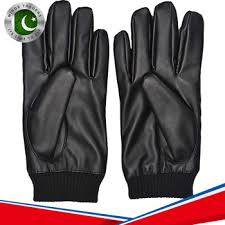winter motorcycle sports leather gloves