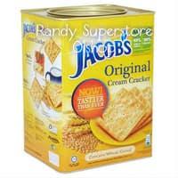 Jual Ada Jacobs Original Cream Crackers 750 Gram - Jakarta Timur -  vanevaraya | Tokopedia