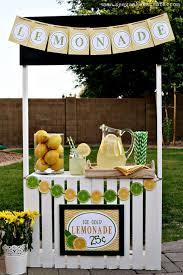 diy tutorial crate lemonade stand for