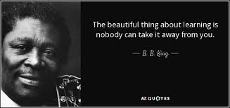 top quotes by b b king of a z quotes