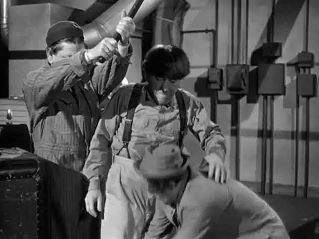 Image result for The Three Stooges: Vagabond Loafers