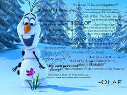 the funniest quotes of olaf 😂💎💕 olaf quotes