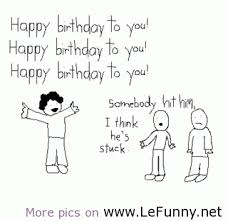 funny happy birthday quote