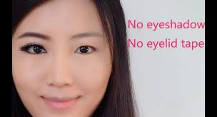 eyes look bigger without makeup