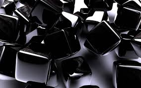 black sapphire cubes wallpapers hd