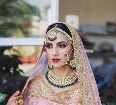 bridal makeup skin care hairstyle