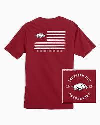 Arkansas Razorbacks Polos Shirts Southern Tide