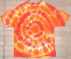 how to dye shirts with food coloring