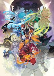 Pokemon Ultra Sun and Moon Wallpapers - Top Free Pokemon Ultra Sun ...