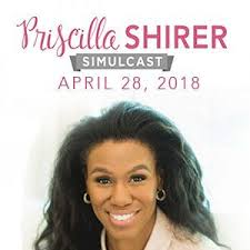 Priscilla Shirer Live Simulcast » CRCSJ