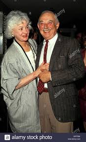 Jan. 4, 2006 - L2951.Bea Arthur and Bill Macy. Tom Rodriguez Stock ...
