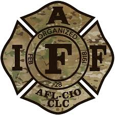Multicam Ocp Military Camo Iaff Decal 4 Union Fire Store