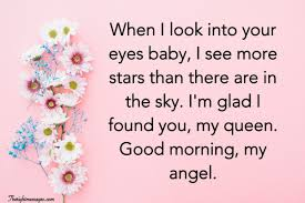 99 sweet good morning text messages for