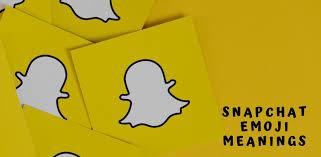 what do snapchat emojis mean avasam