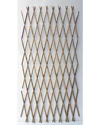 New Deal For Expandable Bamboo Pole Trellis 72 Inches Long By 60 Inches High