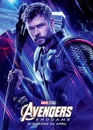 thor odinson avengers endgame 2019