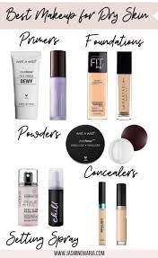 best makeup for dry skin jasmine maria