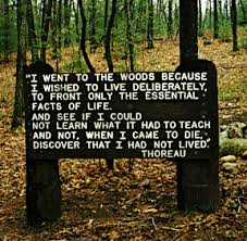 places every literary fan should thoreau quotes walden