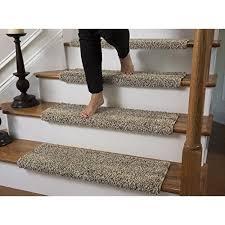 13 stair treads non slip carpet pads