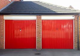 Double garage door conversion | Access Garage Doors