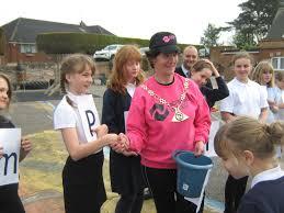 Councillor Hilary Cox Visit to School 2014 (14) – Reedham Primary School