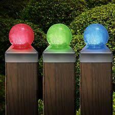Decking Post Lights For Sale Ebay