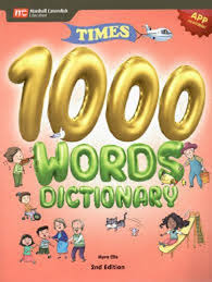 Time 1000 Words - Dictionary (Red) - 2nd Edition 03: Buy Online at Best  Prices in Pakistan | Daraz.pk
