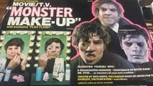 tv monster make up kit by