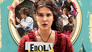 Poster and New Photo For Millie Bobby Brown's Sherlock Holmes Inspired Film  ENOLA HOLMES — GeekTyrant