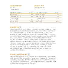 ensure high protein vanilla 8 oz
