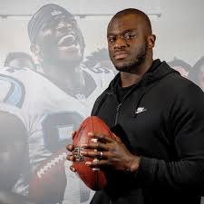 Efe Obada: 'I still have to face some of my demons internally, as a man'    Donald McRae   Sport   The Guardian
