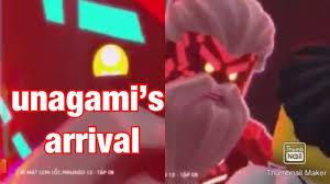 LEGO NINJAGO   Unagami Confronts Okino Season 12 - YouTube