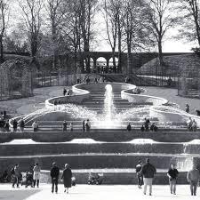 alnwick garden the grand cascade