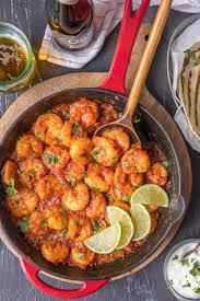 Skillet Chipotle Shrimp - Easy Spicy ...