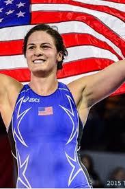 Olympics In High Heels: Meet Wrestler Adeline Gray