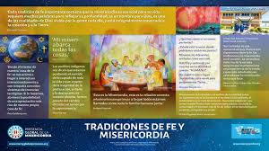Global Contemplation on the Integrating Poster: 'Mercy and Faith  Traditions' | Mercy World