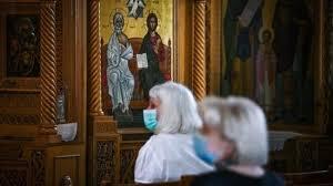 Αχαΐα: Πιστοί αγνοούν τις υποδείξεις για μάσκα στους ναούς ...