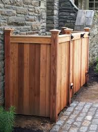Trash Enclosure 2 Mainstreet Fence