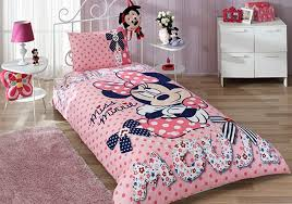 minnie mouse twin comforter set for