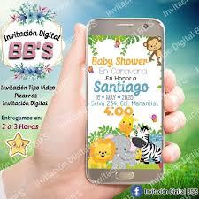 Invitacion Digital Bb S Posts Facebook