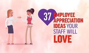 employee appreciation ideas your staff