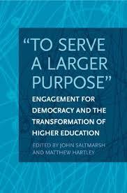 announcing the john saltmarsh award for emerging leaders in civic