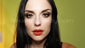 glamorous summer makeup tutorial